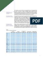 Les prévisions économiques de la Commission européenne (en anglais)