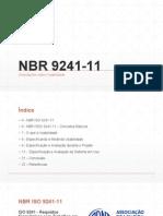NBR 9241-11