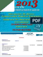 Solución Depuración Del IMAN e IMAS EMPLEADO 2013_Victor Mature