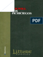 Los Pichiciegos Rodolfo Fogwil