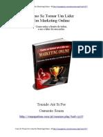 Como Ser Um Líder Em Marketing Online