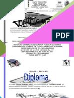 Diploma a Imprimir