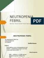 Diapos Neutropenia Febril 2