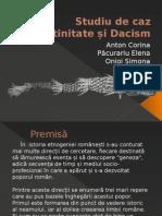 Latinitate și Dacism