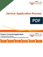 MERALCO Service Application Process
