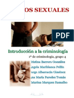 Criminología