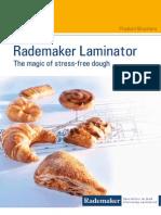 Rademaker Laminator