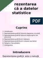 Reprezentarea Grafică a Datelor