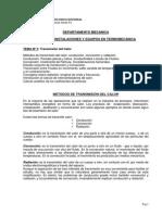 Tema3 - Transmision Del Calor