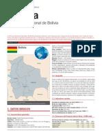 Bolivia Ficha Pais