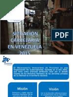 Informe del OVP (Primer semestre de 2015)