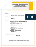 INFORME DE LABORATORIO N° 23