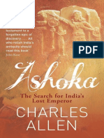 Ashoka, The Search for India's Lost Emperor - Charles Allen