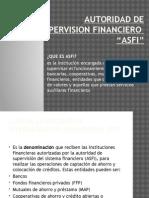 Autoridad de Supervision Financiero