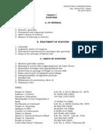 Statcon Final Syllabus