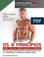 Os 9 Principios Para Ter Um Cor - Philip Hoffman