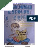 Comemoração do Dia Internacional das Bibliotecas Escolares