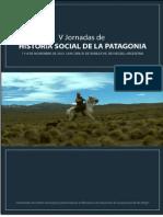 V Jornadas de Historia Social de La Patagonia - 2013