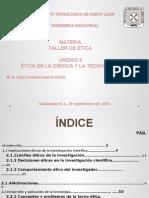 Unidad 2 Ética en La Ciencia y La Tecnologia (1)