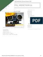 Como Usar Sensor Ultrasonico HC-SR04