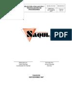 Procedimiento de Seleccion, Evaluacion y Re Evaluacion de Proveedores