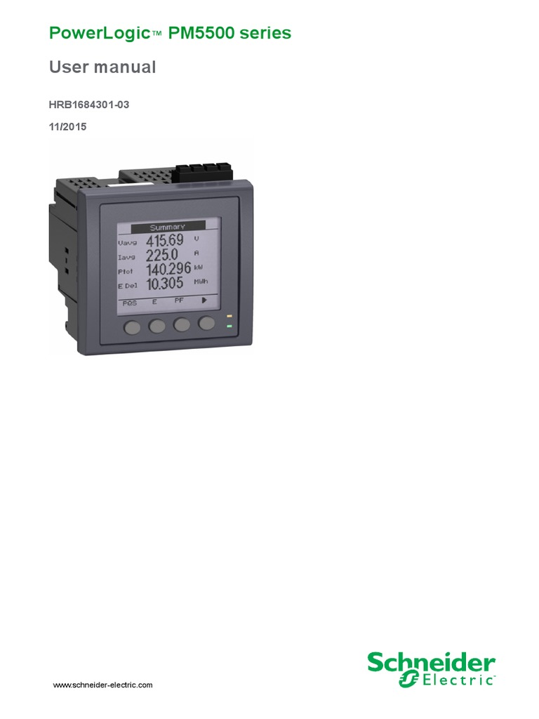 Wiring Schneider Diagram Electric Pm5500 Trusted Diagrams Stulz Um Series Pdf Electricity Electrical Engineering