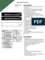 EtherWAN EX76400-00T User Manual