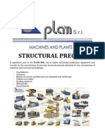 Plan-Machines and Plants