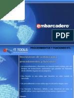 03 - Procedimientos y Funciones RTL