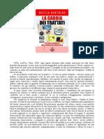 La Gabbia dei trattati presentazione