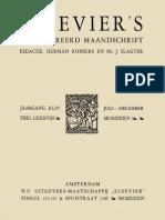 Vijf Grieksche muntgraveurs / door J.H. Jongkees