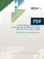 Caracterização Da RNT 31-12-2014