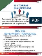 CLASE 3° CARACTERISTICAS Y RESPONSABILIDADES DE UN SUPERVISOR