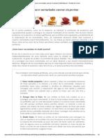 Cómo Hacer Mermeladas Caseras Sin Pectina _ DeNIKAtessen - Recetas de Cocina