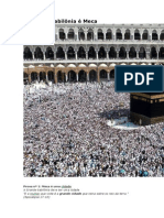A Grande Babilônia é Meca