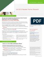 Q4 2015 Incentive Program EMEA APAC