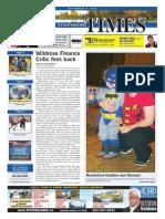 November 6, 2015 Strathmore Times