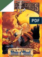 Deadlands - River o' Blood