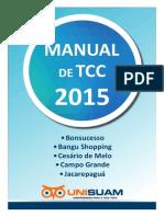 Manual de TCC 2015
