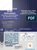 Catastro en el Perú Capitulo 2