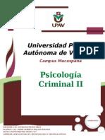 Analisis Criminal