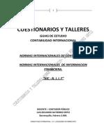 LIBRO NIIF- NICs Talleres y Preguntas Resueltas Estandares