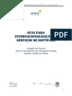 Cartilha Guia Para Internacionalização de Serviços de Software
