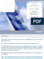 A350-1000 Airport Compatibility Brochure August 2014