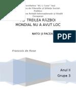 Cartea Al Treilea Razboi Mondial Nu a Avut Loc Nato Si Pacea Grupa 3