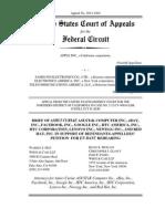 15-11-02 Google Facebook Et Al. Amicus Curiae Brief ISO en Banc