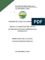 Instituto Oficial Perla Del Ulua