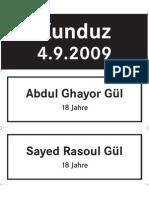 Kunduz 4.9.2009