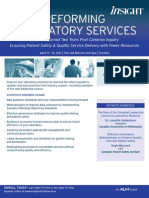 Reforming the Laboratory Services
