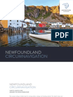 Newfoundland Circumnavigation 2016